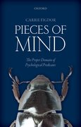 Cover for Pieces of Mind