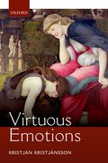 Cover for Virtuous Emotions