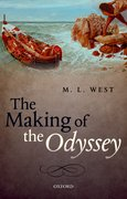 Cover for The Making of the <i>Odyssey</i> - 9780198810193