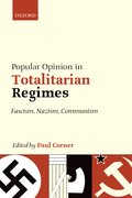 Cover for Popular Opinion in Totalitarian Regimes