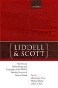Cover for Liddell and Scott
