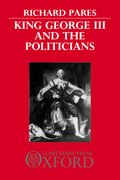 Cover for King George III and the Politicians