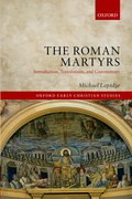 Cover for The Roman Martyrs - 9780198811367