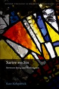 Cover for Sartre on Sin