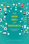 Cover for The New ABCs of Research - 9780198812173