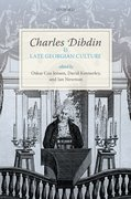 Cover for Charles Dibdin and Late Georgian Culture