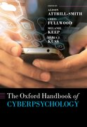 Cover for The Oxford Handbook of Cyberpsychology
