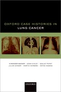 Cover for Oxford Case Histories in Lung Cancer