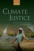 Cover for Climate Justice - 9780198813248