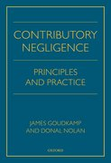 Cover for Contributory Negligence