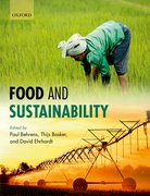 Cover for Food and Sustainability