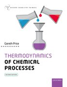Cover for Thermodynamics of Chemical Processes OCP