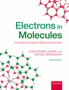 Cover for Electrons in Molecules - 9780198814597