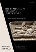 Cover for The Symposion: Drinking Greek Style