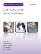 Cover for Challenging Concepts in Critical Care