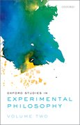 Cover for Oxford Studies in Experimental Philosophy, Volume 2