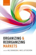 Cover for Organizing and Reorganizing Markets