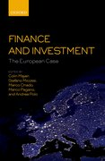 Cover for Finance and Investment: The European Case