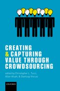 Cover for Creating and Capturing Value through Crowdsourcing - 9780198816225