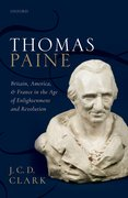 Cover for Thomas Paine - 9780198816997