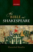 Cover for The Bible in Shakespeare