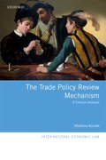 Cover for The Trade Policy Review Mechanism