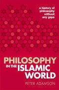 Cover for Philosophy in the Islamic World