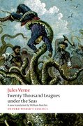 Cover for Twenty Thousand Leagues under the Seas