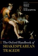 Cover for The Oxford Handbook of Shakespearean Tragedy
