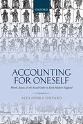 Cover for Accounting for Oneself