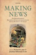 Cover for Making News