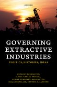 Cover for Governing Extractive Industries