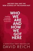 Cover for Who We Are and How We Got Here - 9780198821267