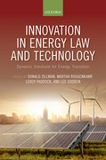 Cover for Innovation in Energy Law and Technology