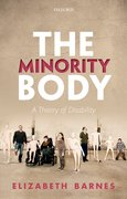 Cover for The Minority Body