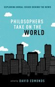 Cover for Philosophers Take On the World