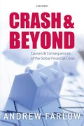 Cover for Crash and Beyond