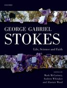 Cover for George Gabriel Stokes - 9780198822868