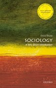 Cover for Sociology: A Very Short Introduction