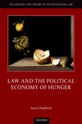 Cover for Law and the Political Economy of Hunger
