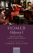 Cover for Homer, <i>Odyssey I</i>