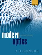 Cover for Modern Optics - 9780198824329