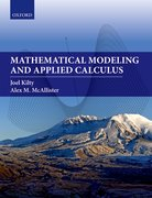 Cover for Mathematical Modeling and Applied Calculus