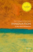 Cover for Innovation: A Very Short Introduction