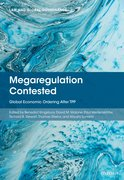 Cover for Megaregulation Contested