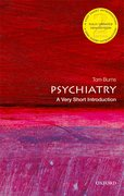 Cover for Psychiatry: A Very Short Introduction