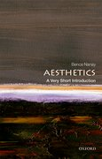 Cover for Aesthetics: A Very Short Introduction