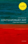 Cover for Contemporary Art: A Very Short Introduction