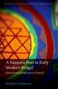 Cover for A Vaisnava Poet in Early Modern Bengal