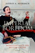 Cover for Imperial Boredom - 9780198827375